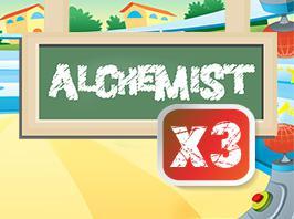 The Alchemist x3 image