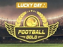 Lucky Day Football Gold image